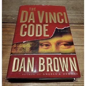 Other - The Davinci Code Dan Brown Hbk Tobert Langdon Vg